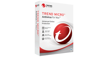 Trend Micro™ Antivirus for Mac® - 1yr