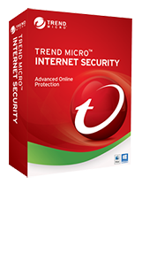 Trend Micro™ Internet Security  - 1 year