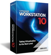 VMware Workstation 10 for Linux and Windows, ESD
